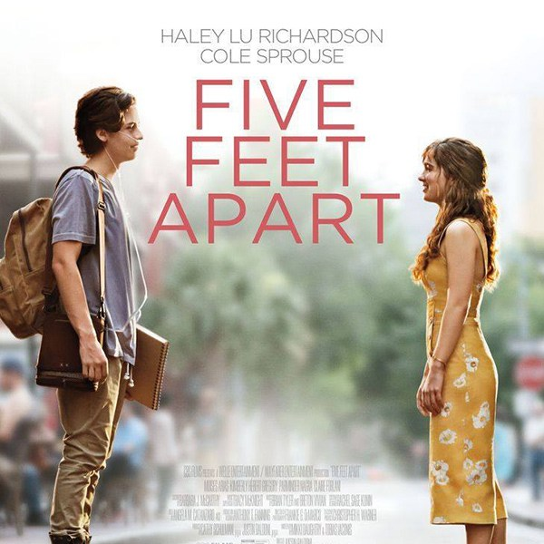 Five Feet Apart Movie Release Date