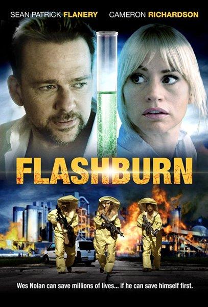 Flashburn Movie Poster