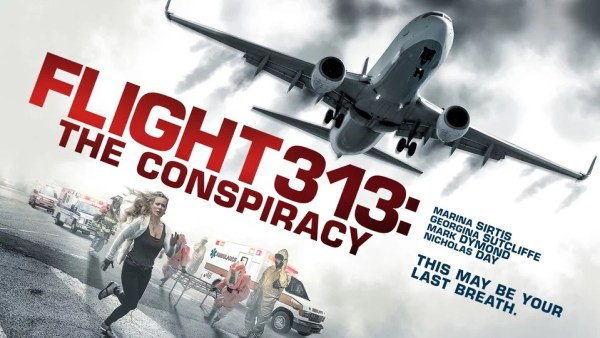 Flight 133 The Conspiracy Movie