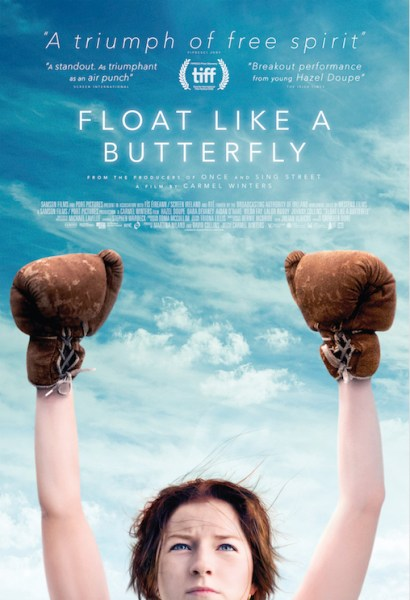 Float Like A Butterfly Movie Poster