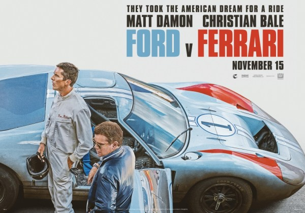 Ford V Ferrari Movie