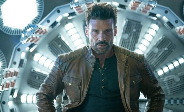 Frank Grillo - Boss Level Movie