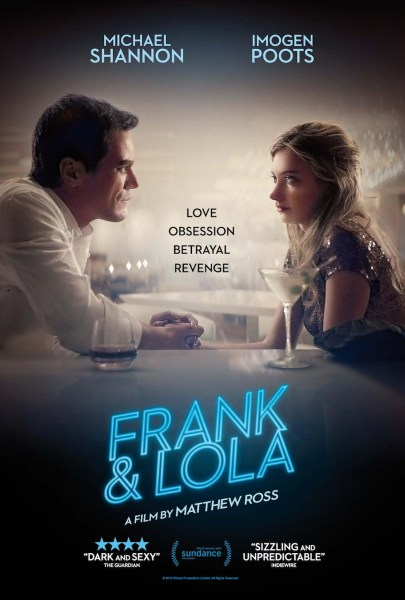 Frank And Lola Movie Poster
