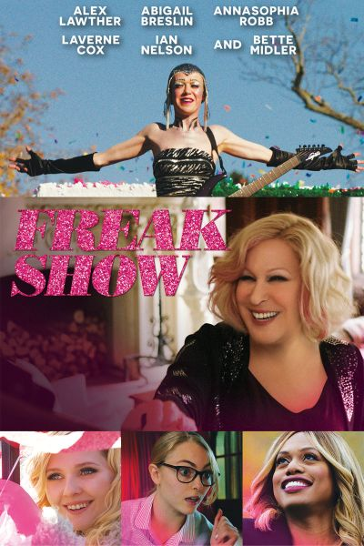 The freak show movie