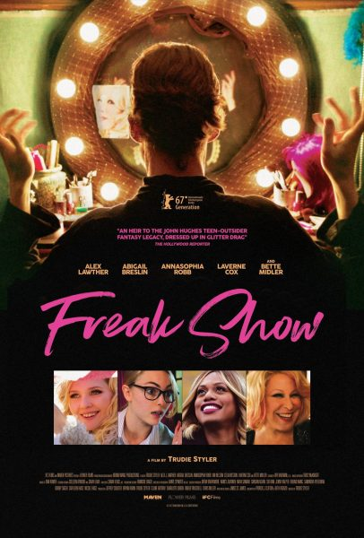 Freak Show New Poster