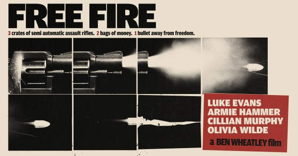 Free Fire Movie