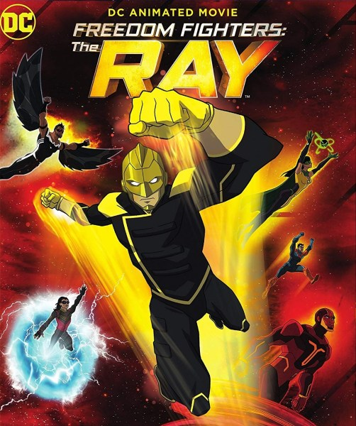 Freedom Fighter The Ray Movie Poster