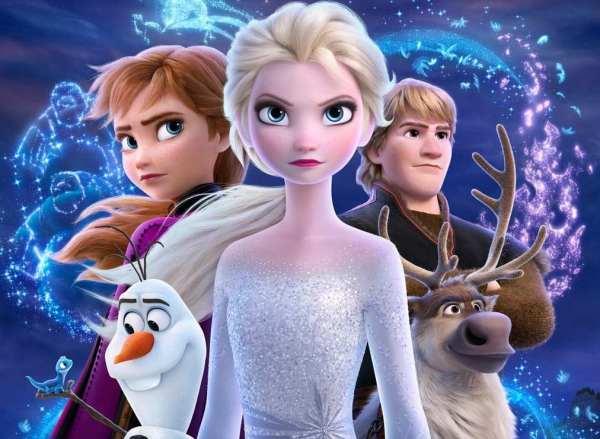 Frozen 2 Movie Clips