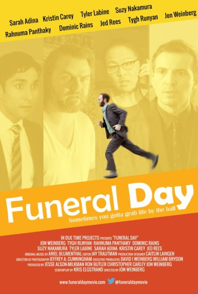 Funeral Day movie poster