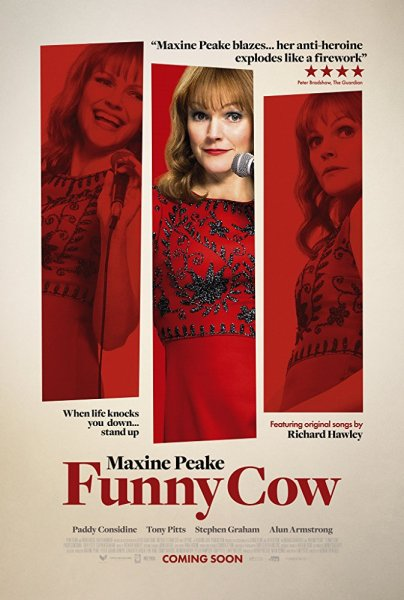Funny Cow Movie Poster