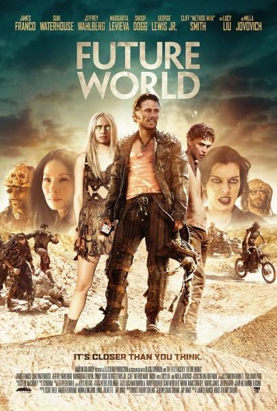 Future World New Film Poster