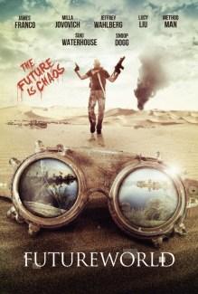 Future World Teaser Poster