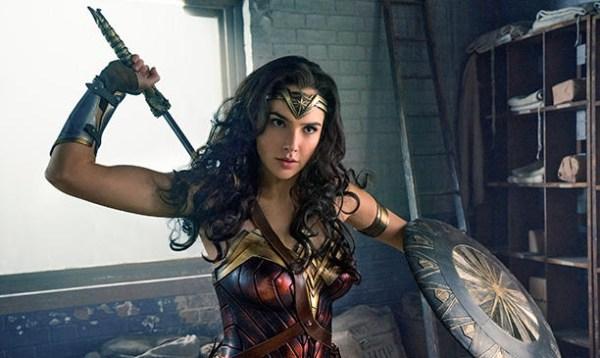 Gal Gadot - Wonder Woman Movie