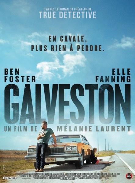 Galveston New French Poster