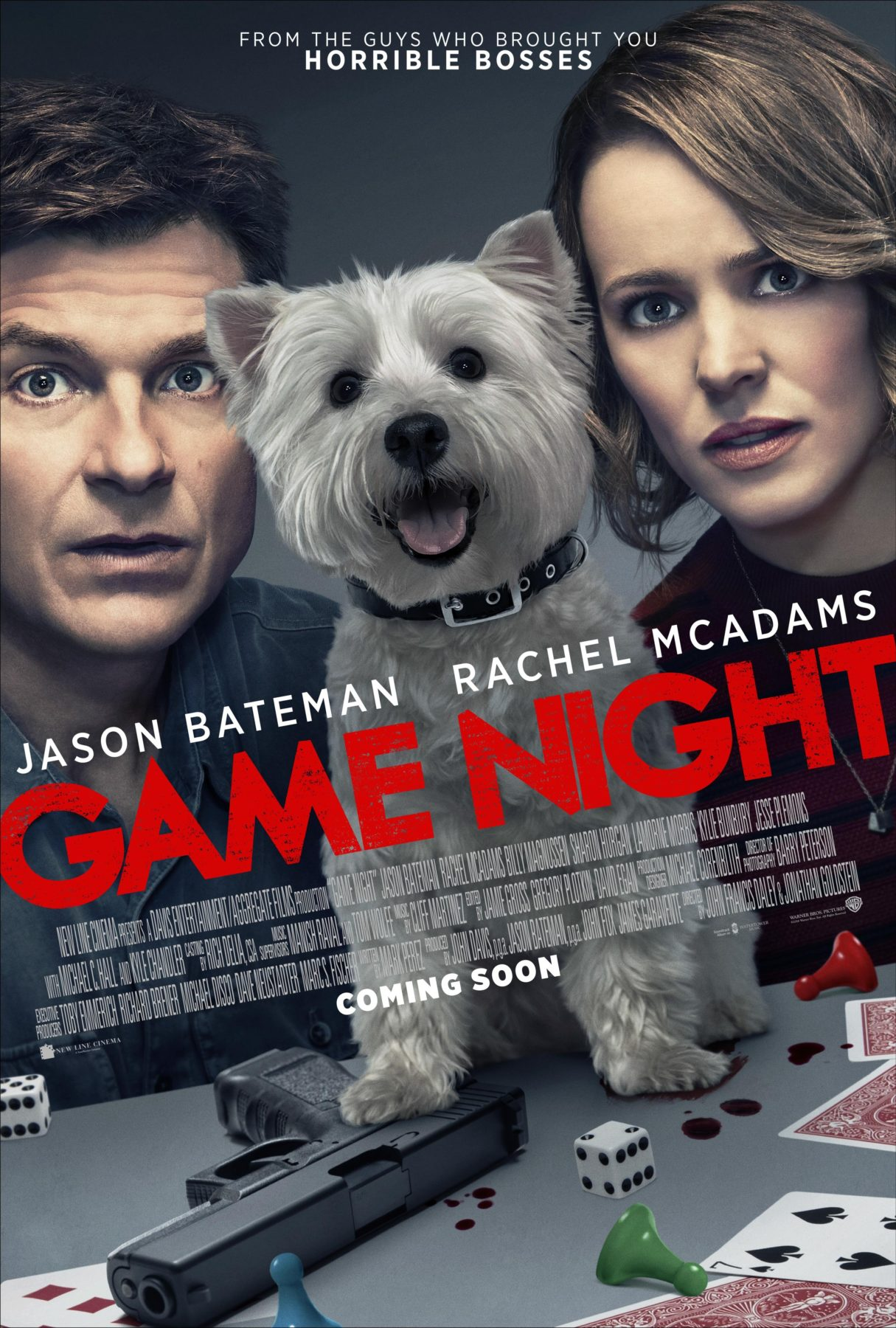 Image result for game night film poster