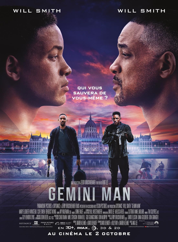 Gemini Man Movie starring Will Smith : Teaser Trailer