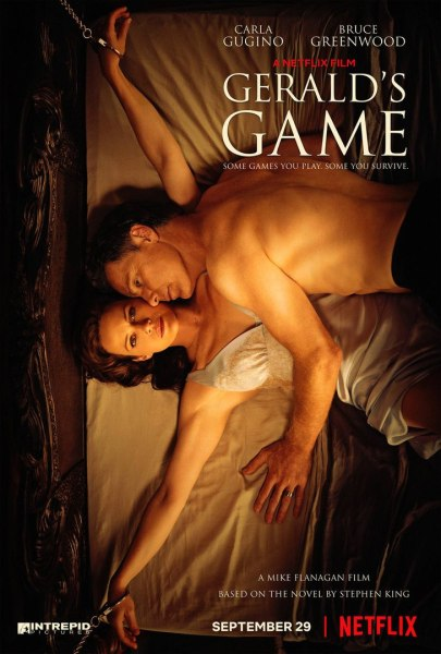 Gerald's Game Movie Poster