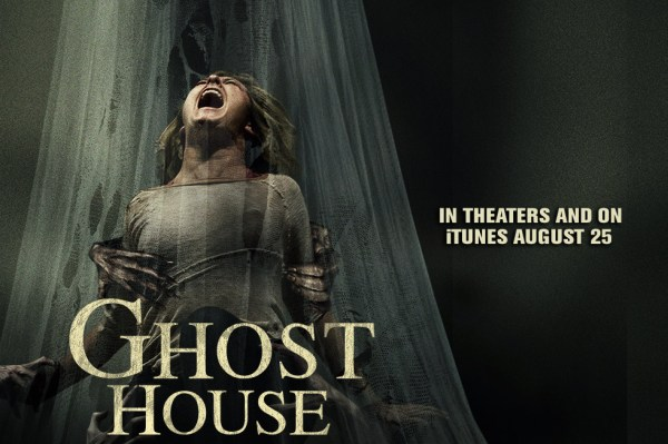 Ghost House Movie