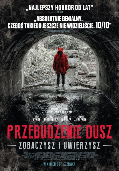 Ghost Stories Poland Poster