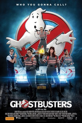 Ghostbusters - Who You Gonna Call?