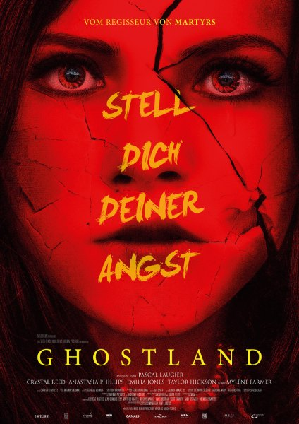 Ghostland German Poster