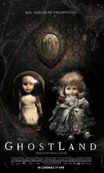 Ghostland New Poster