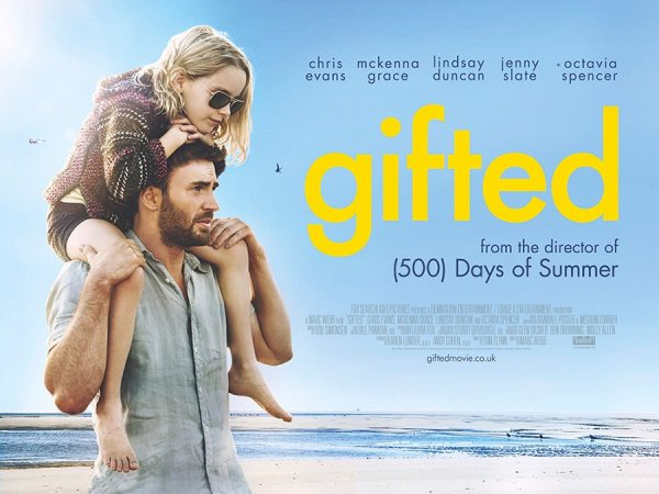 Gifted Movie Banner Poster