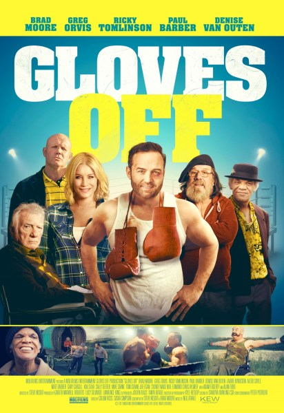 Gloves Off New Poster