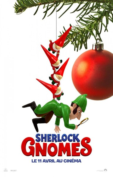 Gnomeo And Juliet 2 French Christmas Poster