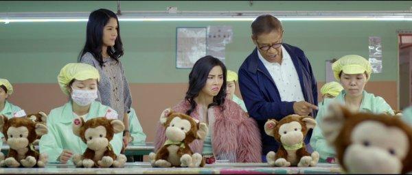 Go Back To China Movie Monkey