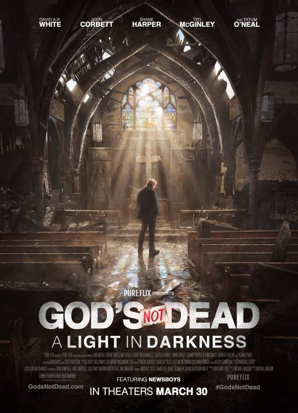 God's Not Dead A Light In Darkness Movie Poster