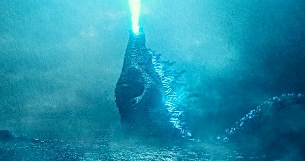 Godzilla 2 King Of The Monsters 2019