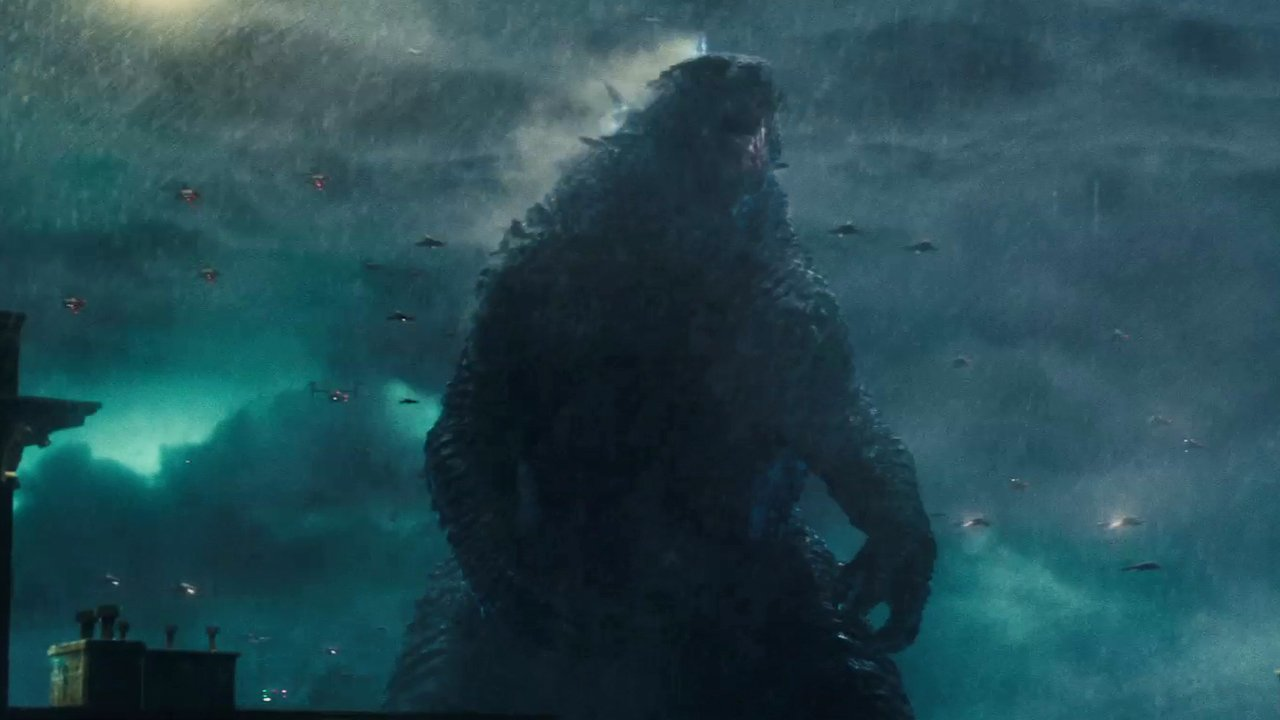Godzilla 2 King Of Monsters