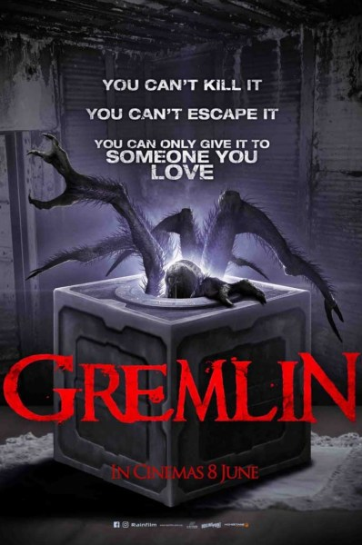 Gremlin Intl Poster