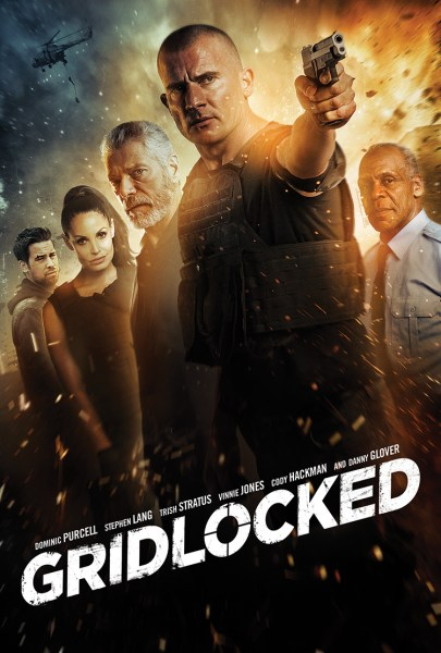 Gridlocked Movie Poster