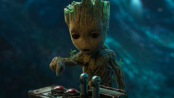 Guardians of the Galaxy 2 - Little Groot