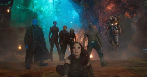 Guardians Of The Galaxy 2 May 2017