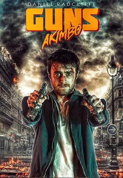 Guns Akimbo Movie Poster