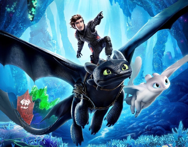 HOW TO TRAIN YOUR DRAGON 3 THE HIDDEN WORLD 2018 Film
