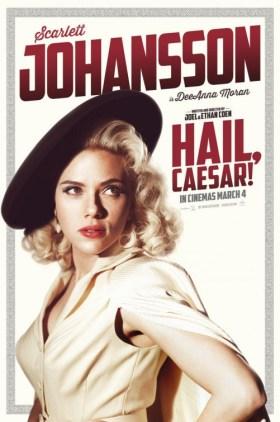 Hail Caesar Character Poster - Scarlett Johansson
