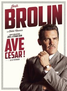Hail Caesar Character Poster - Josh brolin