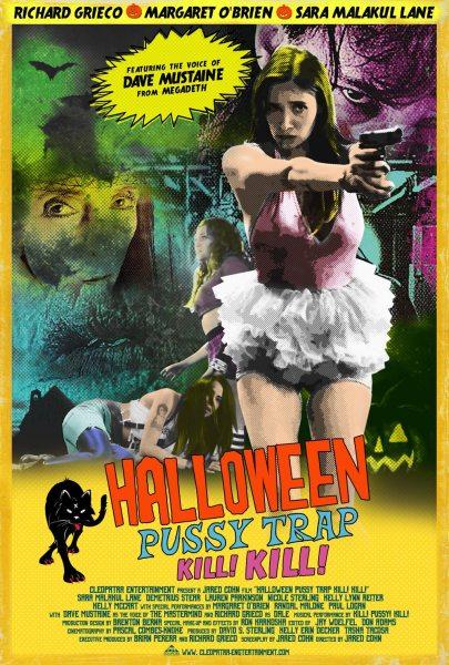 Halloween Pussy Trap Kill Kill Movie Poster