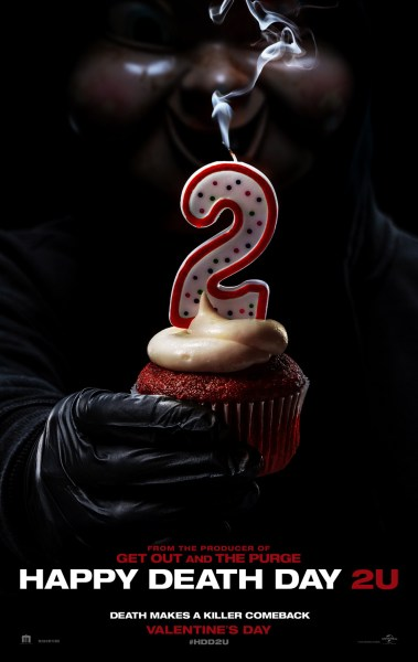 Happy Death Day 2 Movie Poster