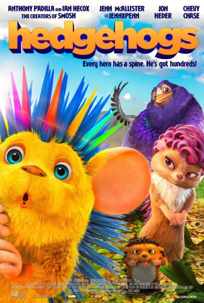 Hedgehogs Movie Poster