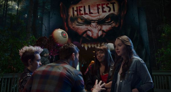 Hell Fest Movie 2018