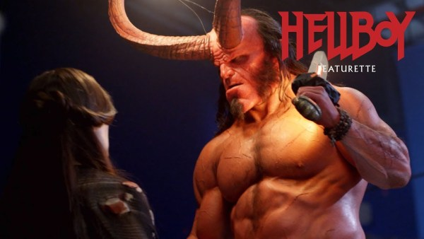 Hellboy 2019 - David Harbour