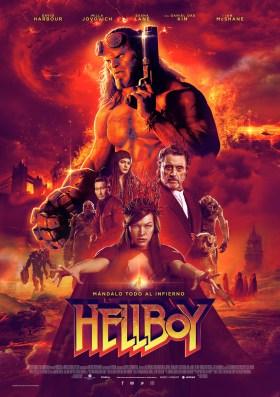 Hellboy Gun Poster