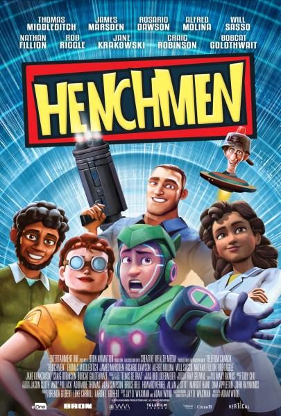 Henchmen Film Poster