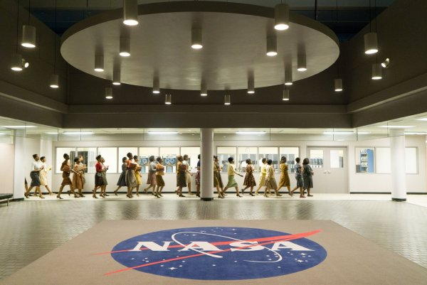 Hidden Figures movie - Black women at NASA