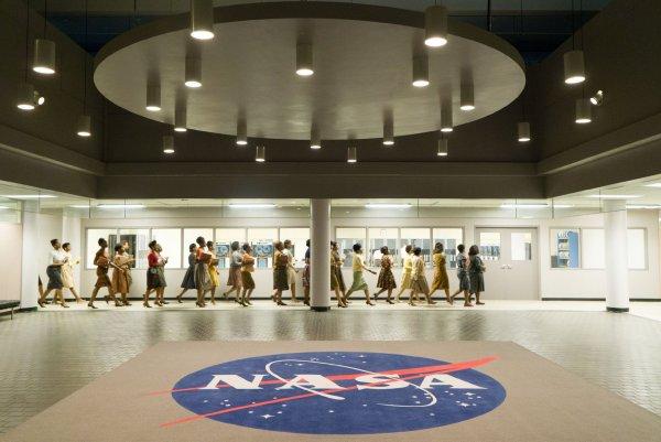 Hidden Figures movie - Black women at NASA